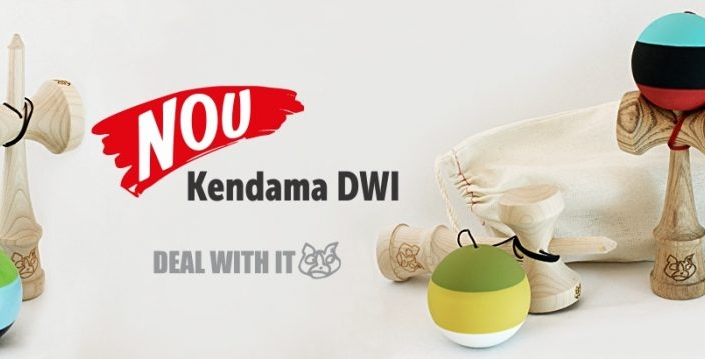 Deal with It: The new Kendama for passionate players offered by kendamakbr.com 1