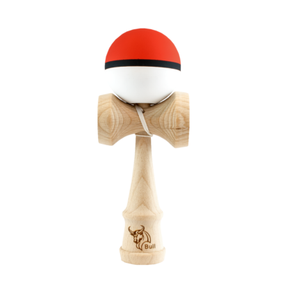 kendama-bull-half-stripe-rubber-red-white